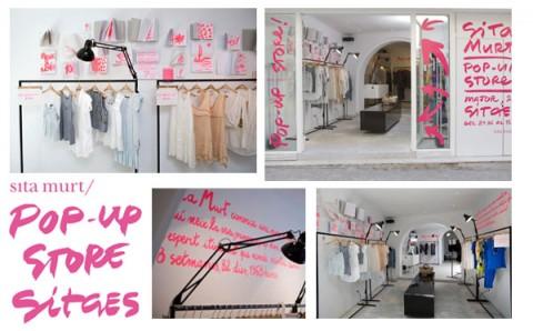 imagen de la pop up store de Sita Murt
