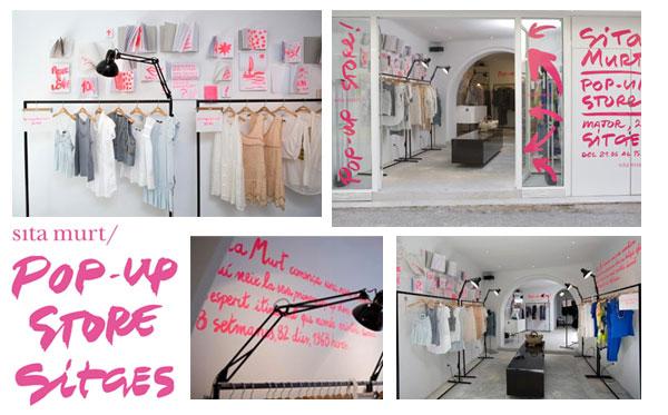 Pop up stores de marcas de moda