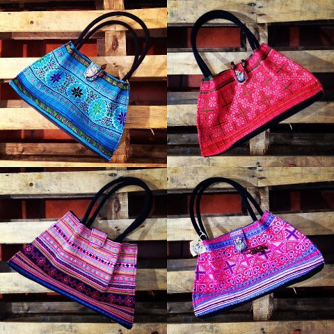 Bolsos de Malasia - Living International