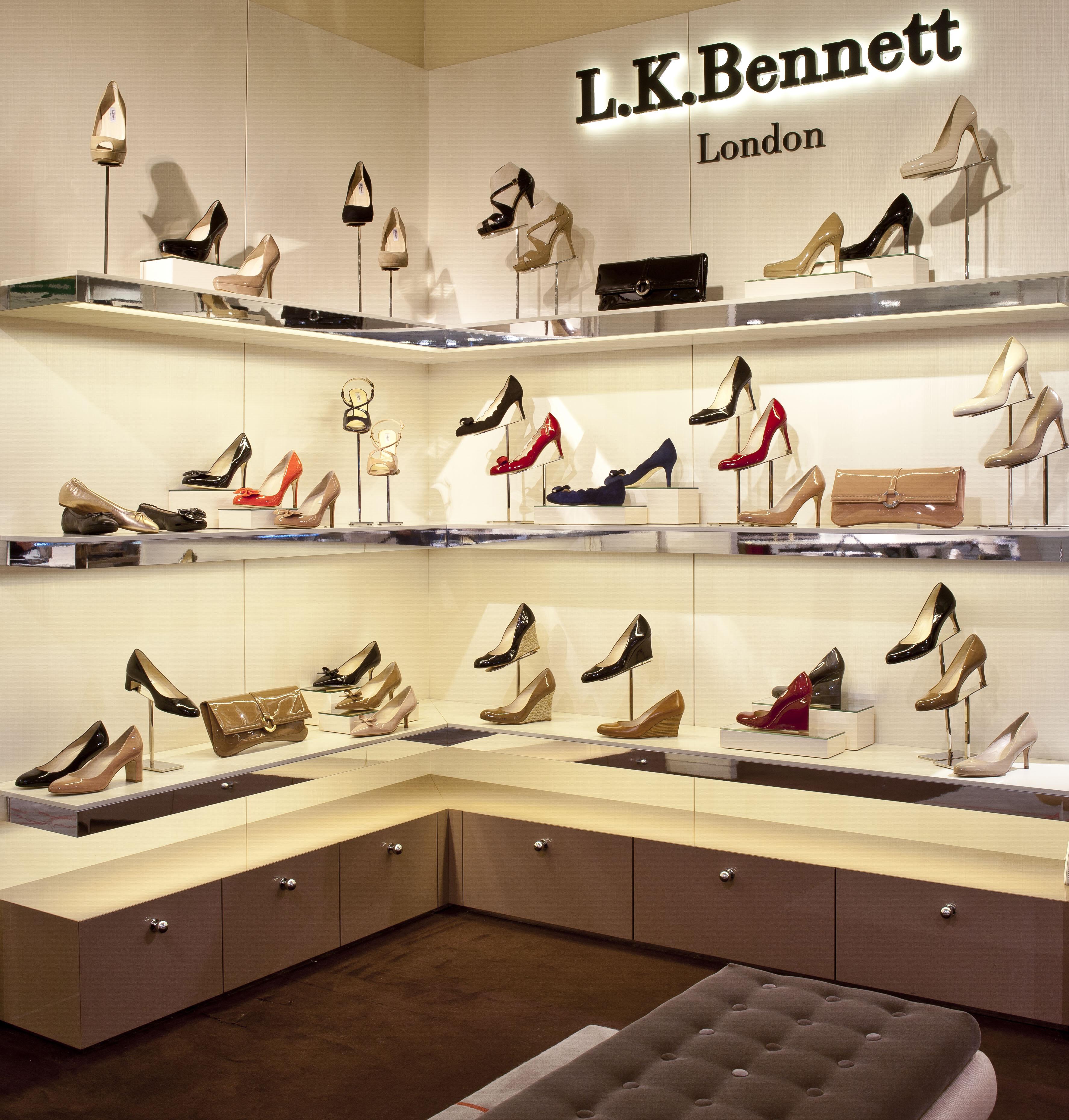 L.K. Bennett desembarca en España
