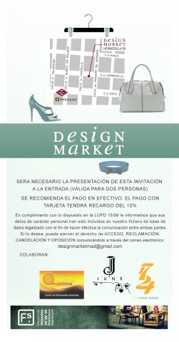 Design Market Madrid