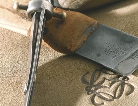 herramientas de artesania de Loewe