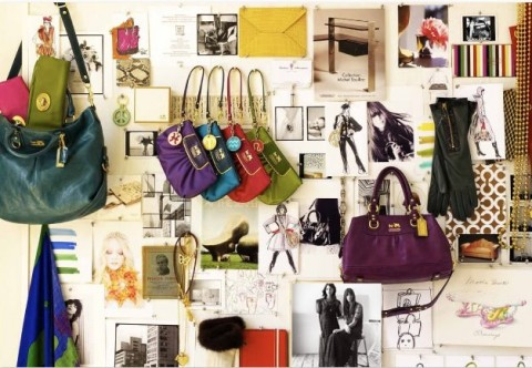 coach mood board