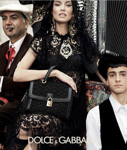 anuncio de Dolce & Gabbana