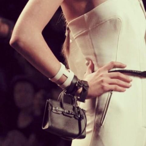 imagen desfile Hermès