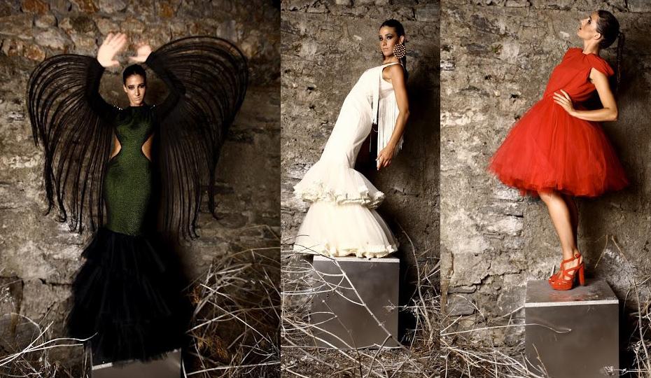 jóvenes diseñadores de moda: Beatriz Peñalver