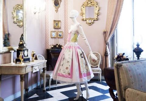 Lydia Delgado en La moda es sueño