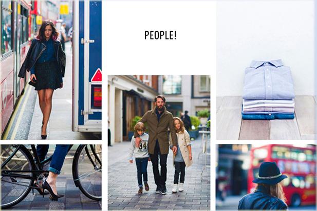 Concursos street style de marcas de moda