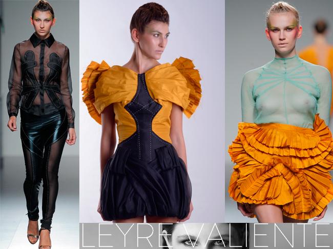 Jóvenes diseñadores de moda en Trending Madrid