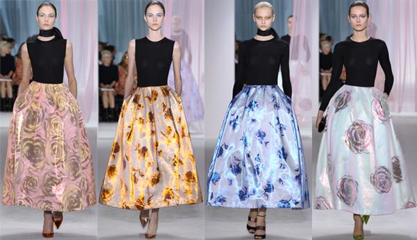 Dior primavera verano 2013