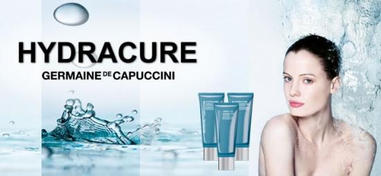 hydracure germaine de capuccini ad