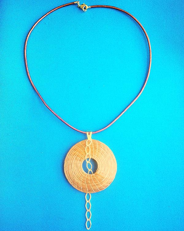 Collar Vera Navarro Handmade