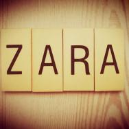 De mayor quieren ser Zara